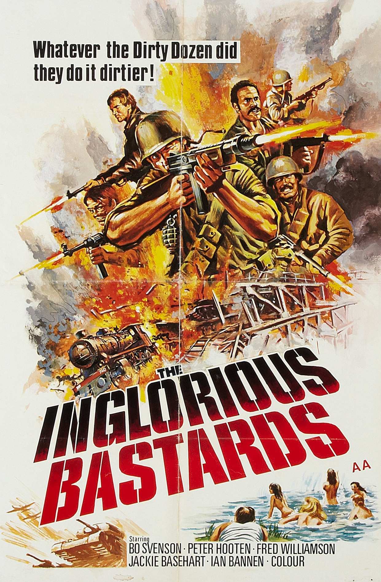 The Inglorious Bastards (1978)