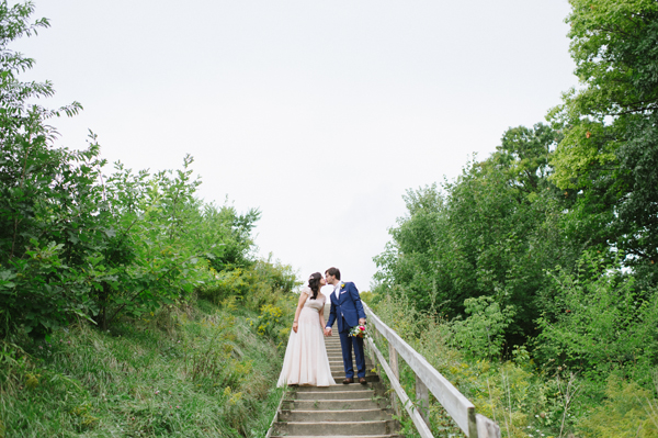 Cheryl & Fabio: : Love and all its colours (Mildred's Temple Kitchen wedding)