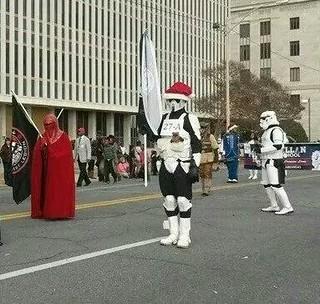 2014 Little Rock Christmas Parade