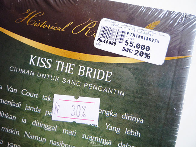 Book Stores Reunion_Kiss the Bride - Patricia Cabot 02