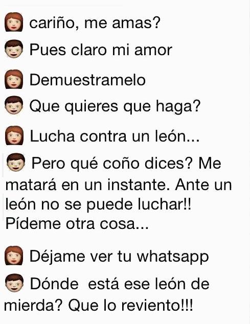 El Amor y el Whatsapp