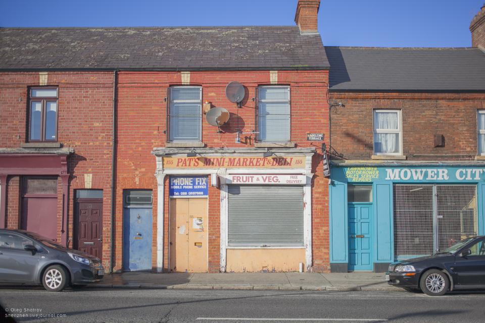 Pats Mini Market - Dublin 8