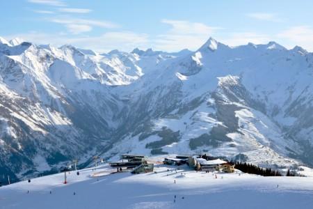 Za lyžováním do rakouských Alp