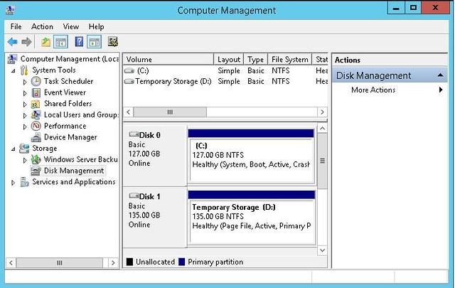 [Azure] VM - 新增空白磁碟-0