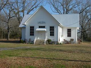 West Greene Baptist Church