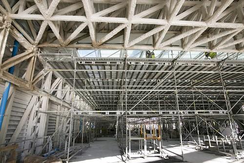 La Fundaci�n cambiar� la empresa responsable de la fachada en el Centro Bot�n