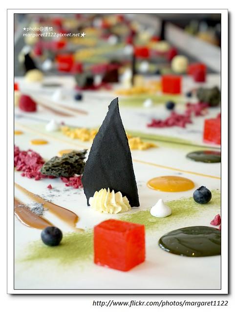 【瑪格】藝術美食ATUM Desserant