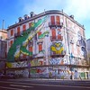 graffiti in #Lisbon #portugal #europe #city...