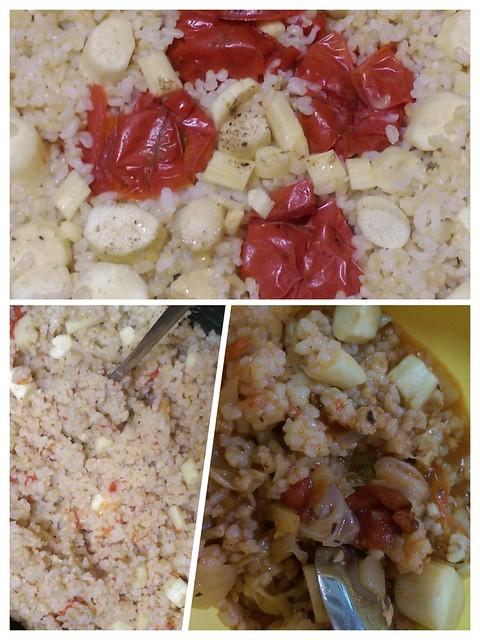 『食譜』電鍋番茄飯--日本最夯 超簡單又營養的飯
