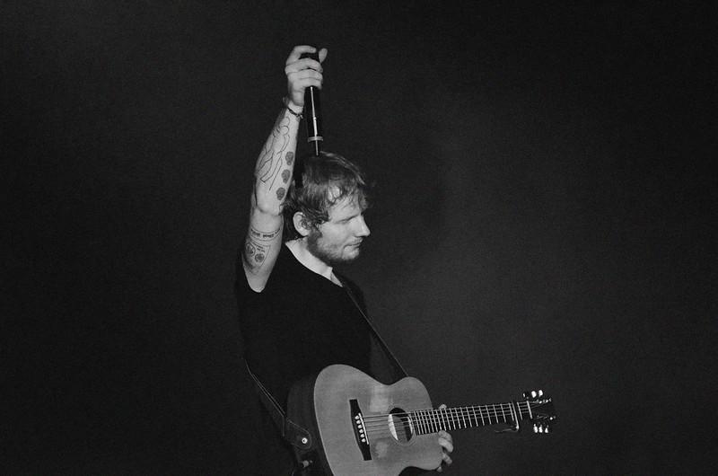 multiply tour 2014: ed sheeran