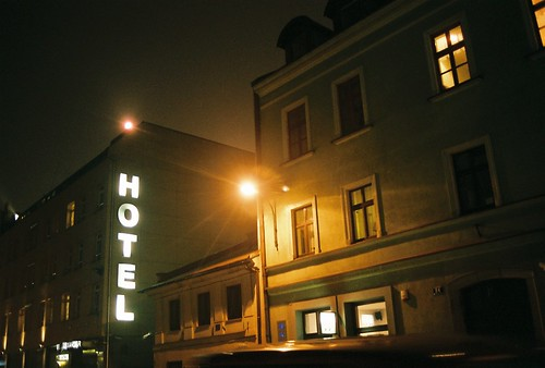 One hotel in Krakow