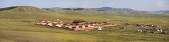 Amarbayasgalant Monastery II - Darkhan - Mongolia
