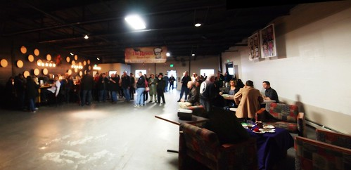 Open house at Raven Beer