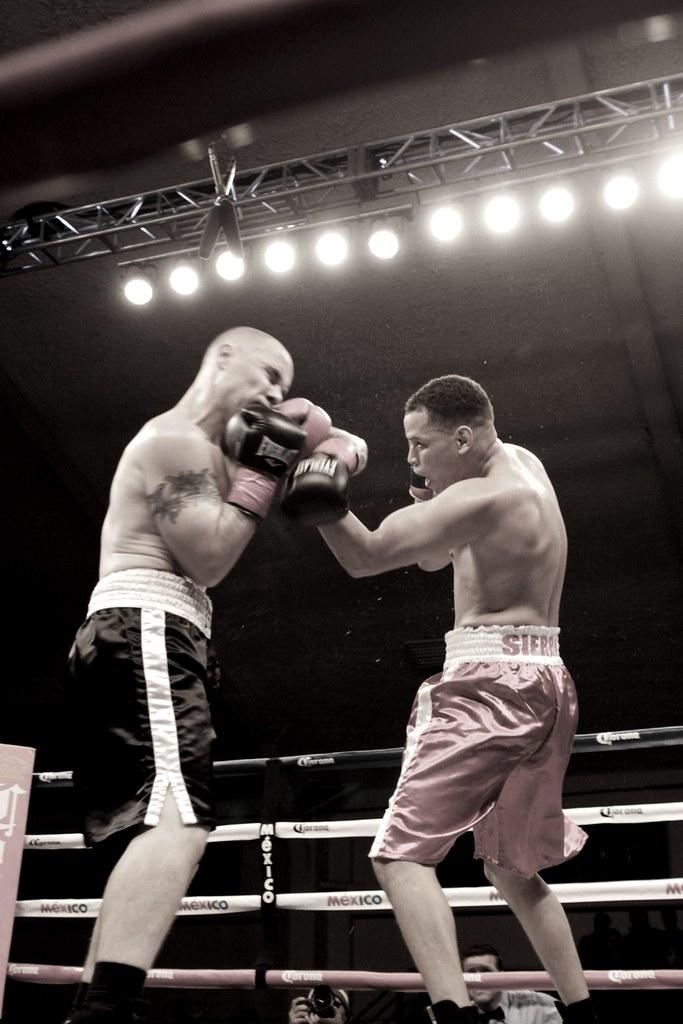 Del Mar Boxing (2014)