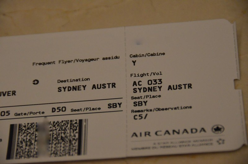 Experiencing Flying As A Non Rev Traveling Standby To Australia