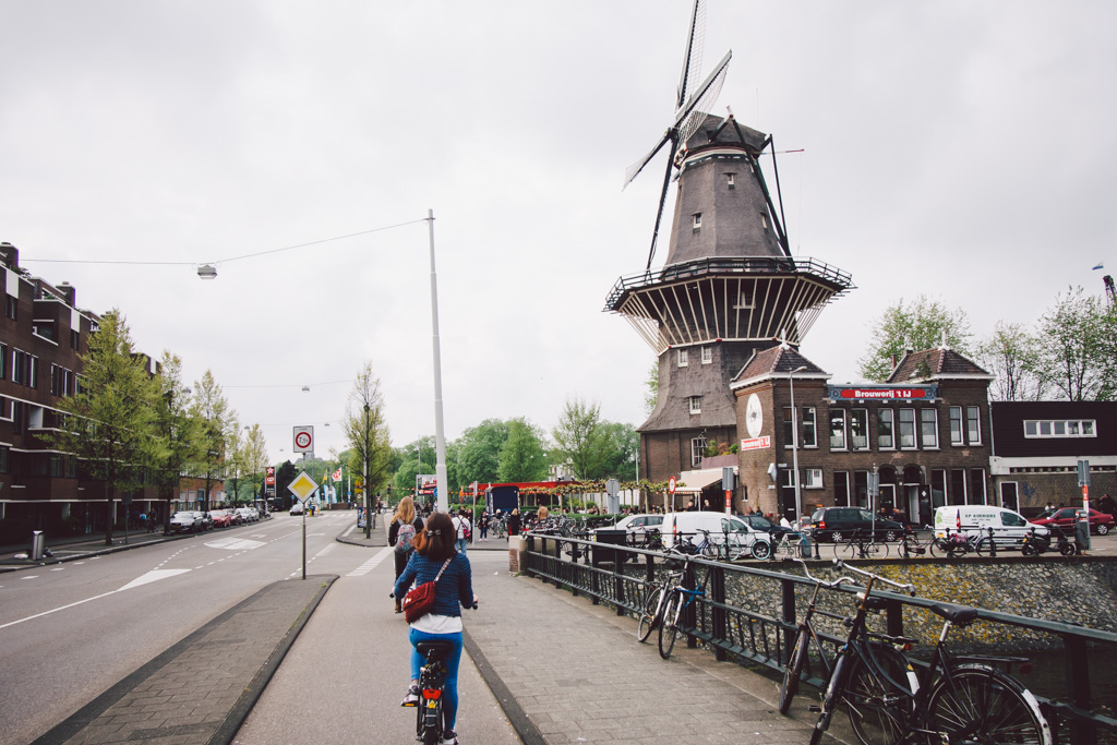 Untitled  轆轆遊遊。Amsterdam 風車下的啤酒廠 15987795235 7473027bc3 o