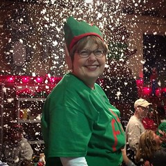 There are many joys in volunteering for Lake Metroparks!   j.mp/volunteer4lmp #volunteer #fun #joy #elf #toyworkshop #lakemetroparks #stewardship