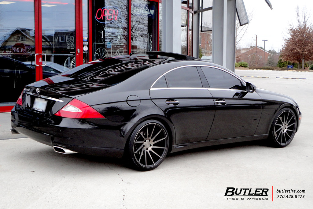 Image Gallery 2007 Cls550 Rims