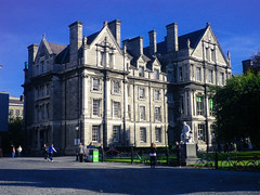 Trinity College - Graduates Memorial Building