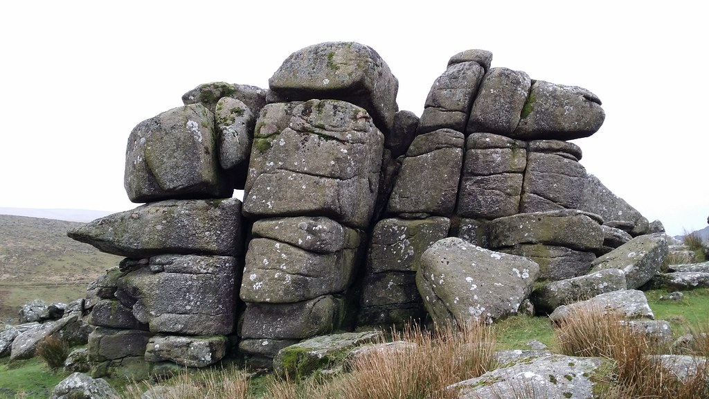 Black Tor (Walkhampton) #sh