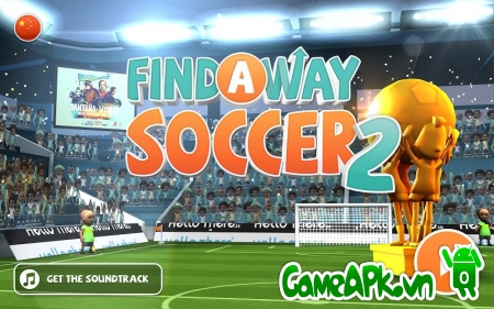 Find a Way Soccer 2 v1.0 Unlocked cho Android