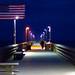 NIghttime Pier Walk