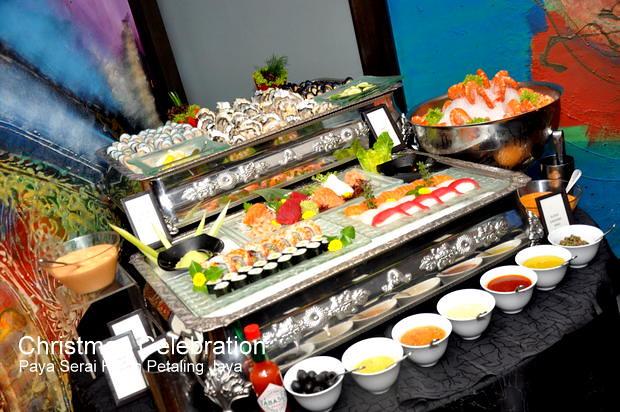 Paya Serai Hilton Petaling Jaya Christmas Celebration 13