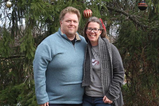 Sarah & Paul