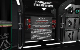 Fairlight Industries
