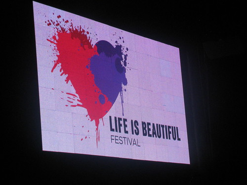 Life is Beautiful 2014