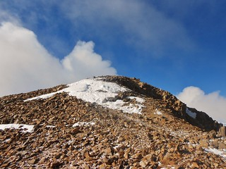 The Summit of Mt. Elbert