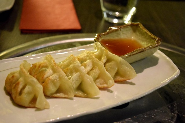 Koba Vegetable Dumplings