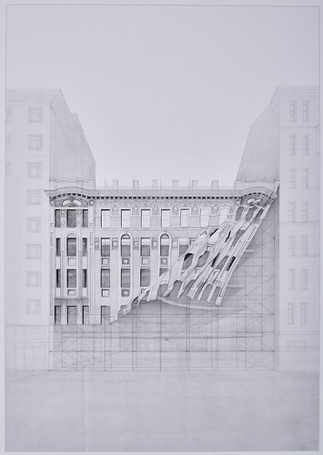 Drawing of the Year 2014 - 2014年度手繪建築表現圖