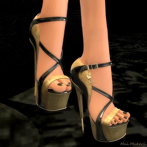Glamistry - Eranthis Heels