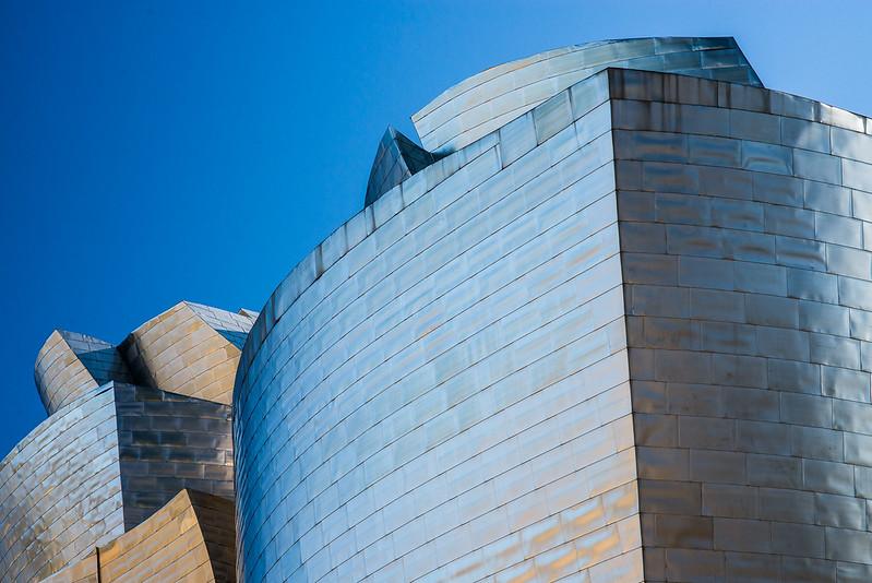 Guggenheim, azul