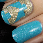 Picture Polish Cyan - Pretty Serious Dimension X