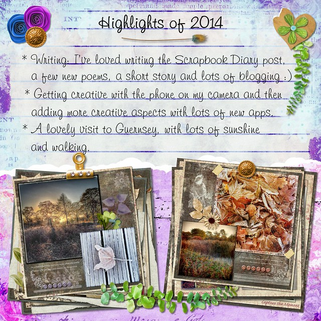 Highlights of 2014