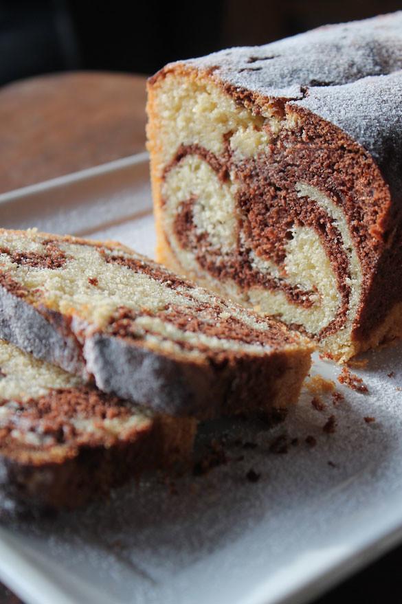 Marmorkuchen nach Lenôtre