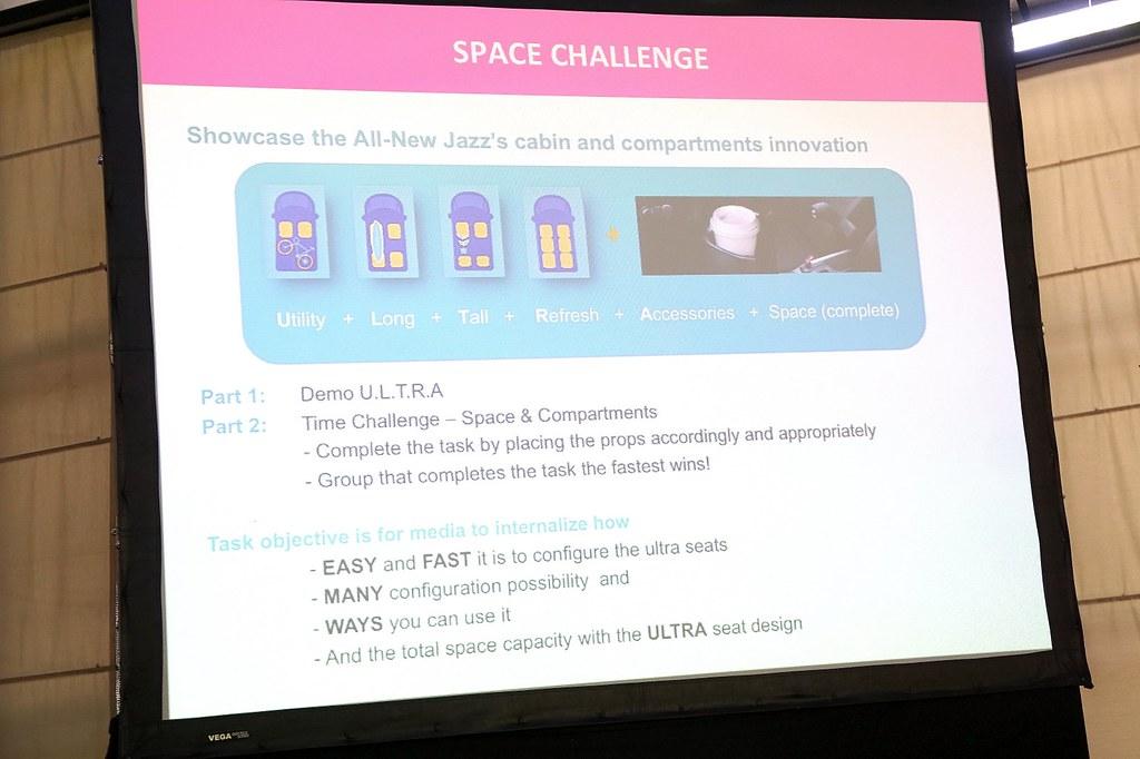 1 Honda space challenge