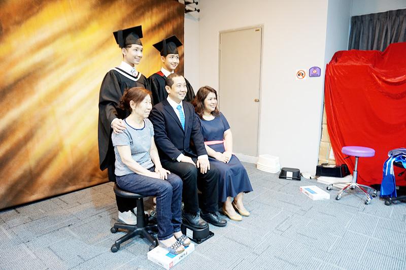 typicalben randy graduation photoshoot