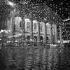 'January weather' - #Monnaie #Munt #Brussels #Belgium 2015 #smartshots #BW #rain #iceskating #opera by Ronald's Photo Factory - www.ronaldgiebel.eu