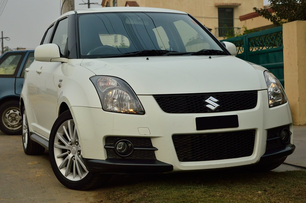 2007 suzuki swift sport jdm for sale cars pakwheels. Black Bedroom Furniture Sets. Home Design Ideas
