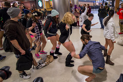 2015 No Pants Light Rail Ride
