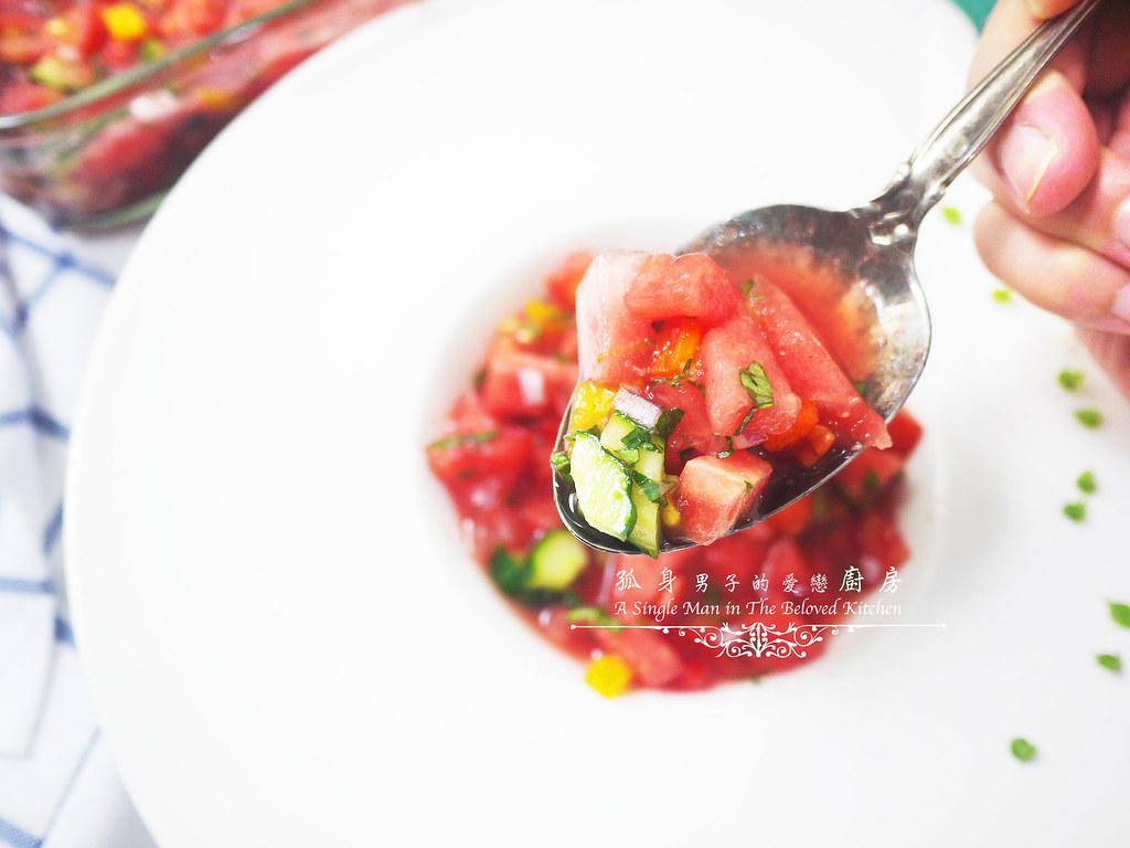 孤身廚房-西班牙西瓜冷湯26