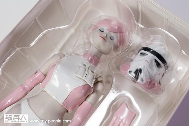 JP TOYS × threeA【泰國玩具展】2016 Thailand Toy Expo 限定品開箱報告 Part:1