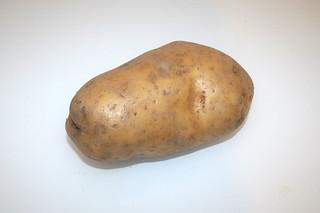 03 - Zutat Kartoffel / Ingredient potato
