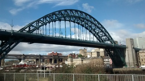 Tyne Bridge Apr 16