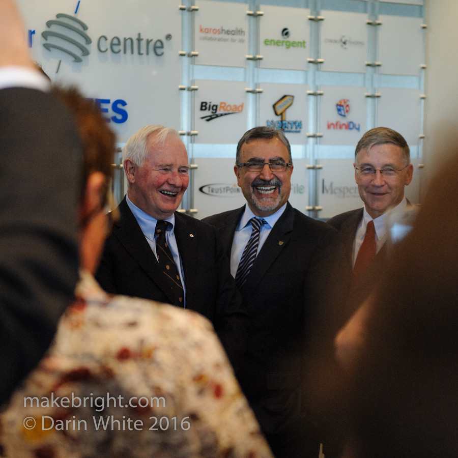 Governor General David Johnston at the AC - May 2016 485