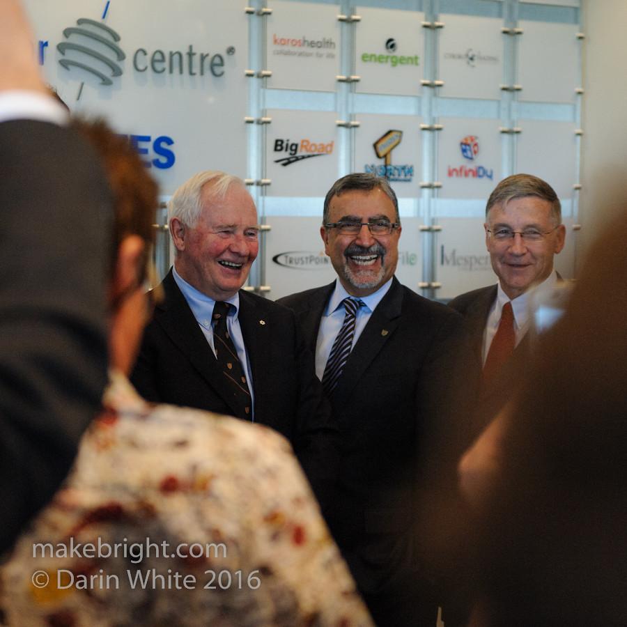 Governor General David Johnston at the AC - May 2016 485