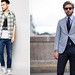 Check Suits Fashion by fashiontrendsandtips1